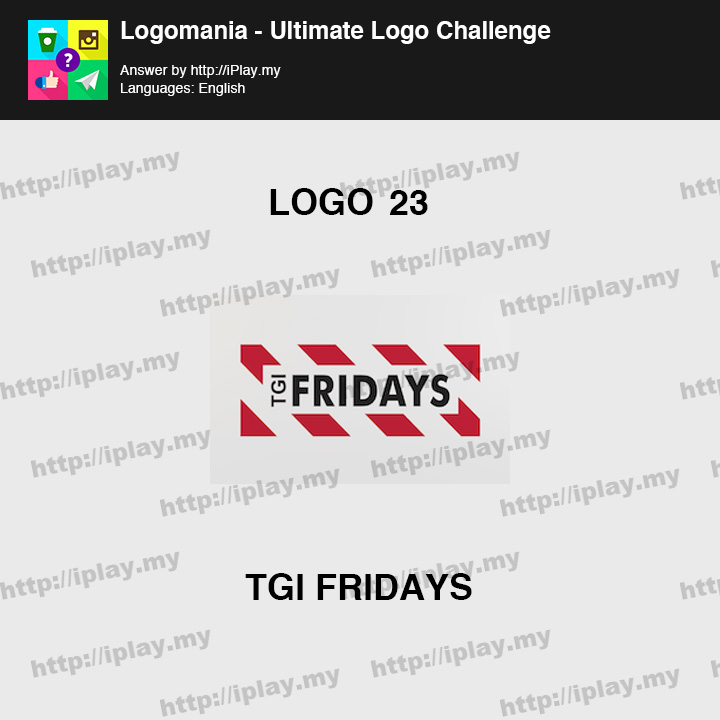 Logomania - Ultimate Logo Challenge Level 23