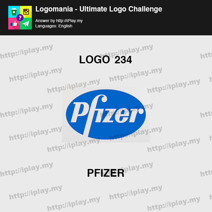Logomania - Ultimate Logo Challenge Level 234