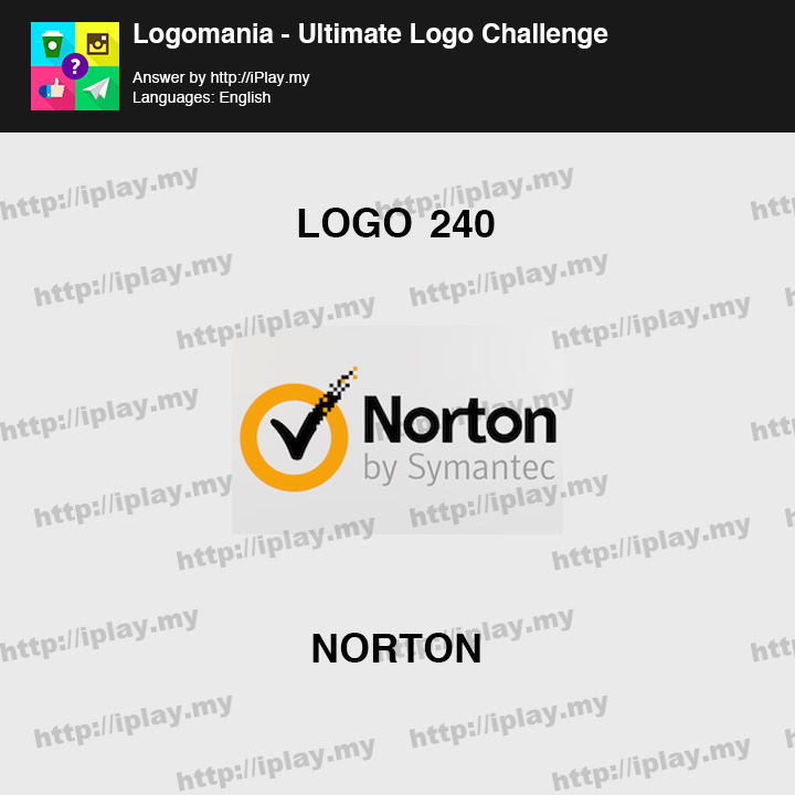 Logomania - Ultimate Logo Challenge Level 240