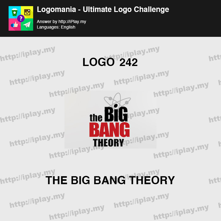 Logomania - Ultimate Logo Challenge Level 242
