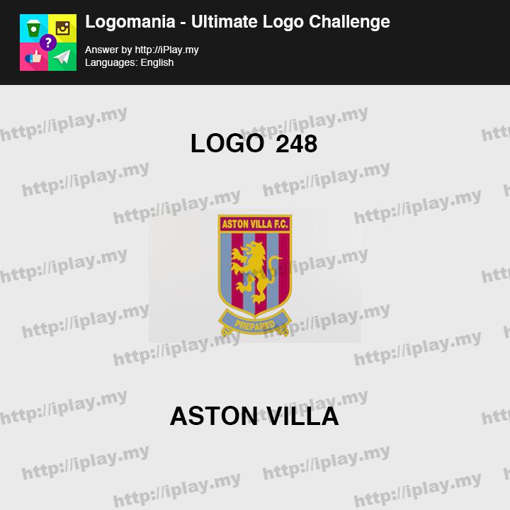 Logomania - Ultimate Logo Challenge Level 248