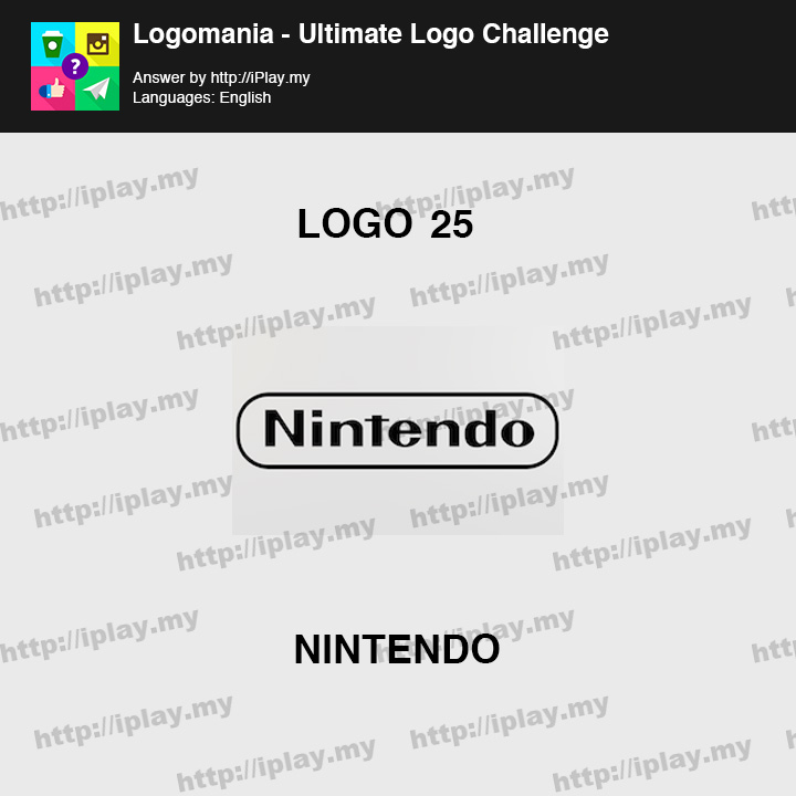 Logomania - Ultimate Logo Challenge Level 25