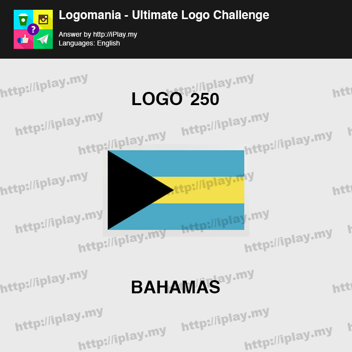 Logomania - Ultimate Logo Challenge Level 250