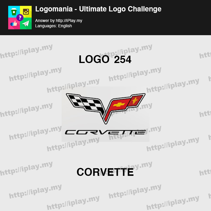 Logomania - Ultimate Logo Challenge Level 254