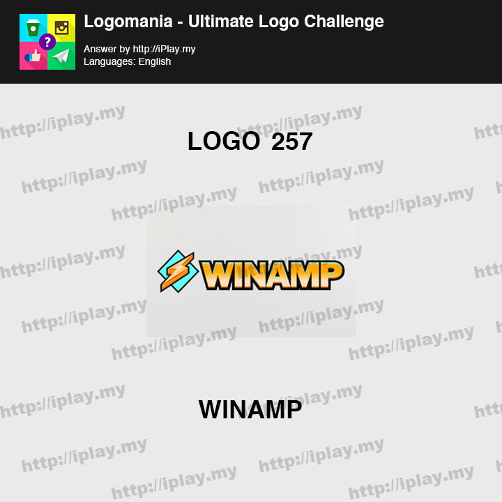 Logomania - Ultimate Logo Challenge Level 257