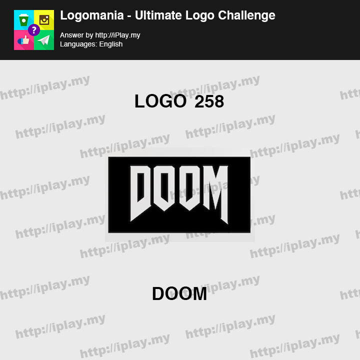 Logomania - Ultimate Logo Challenge Level 258