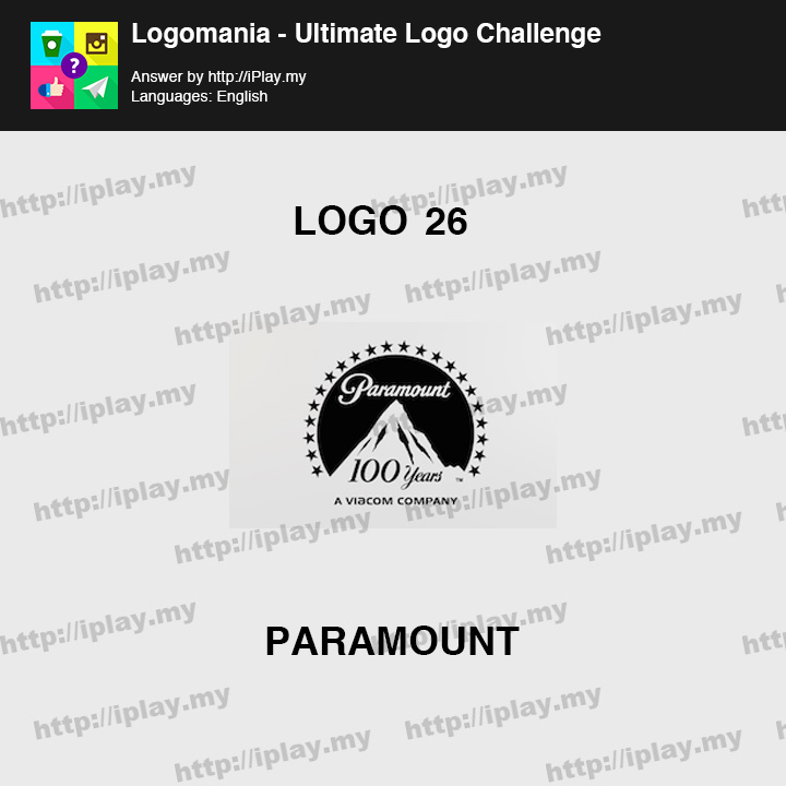 Logomania - Ultimate Logo Challenge Level 26