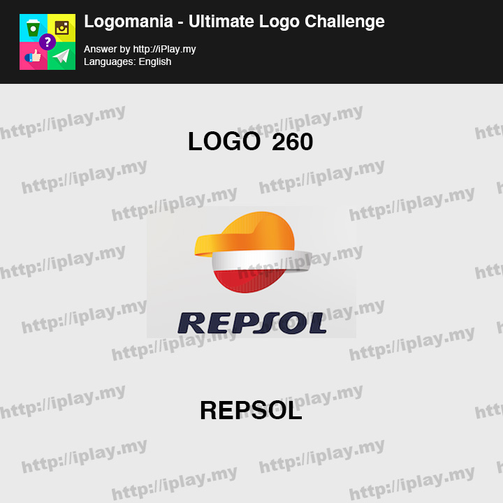Logomania - Ultimate Logo Challenge Level 260