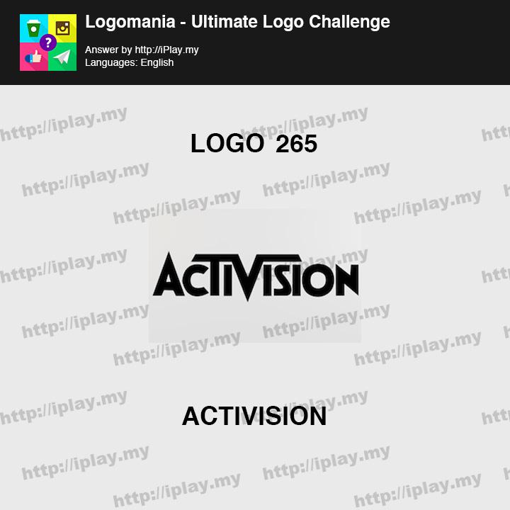 Logomania - Ultimate Logo Challenge Level 265