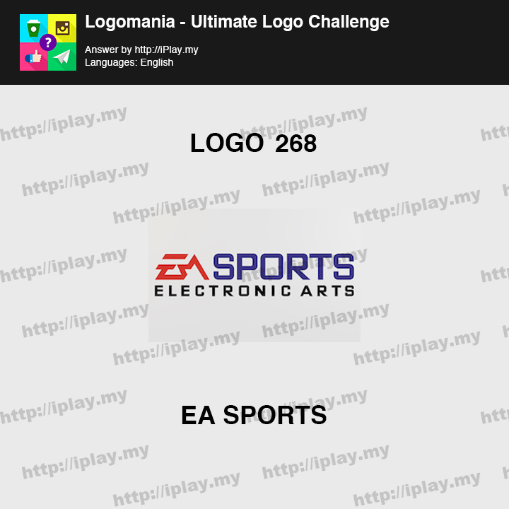 Logomania - Ultimate Logo Challenge Level 268