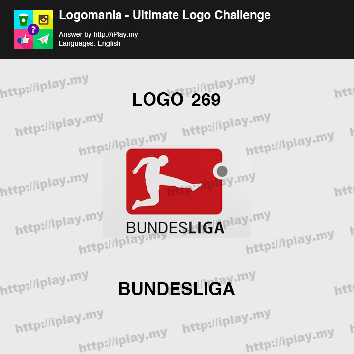 Logomania - Ultimate Logo Challenge Level 269
