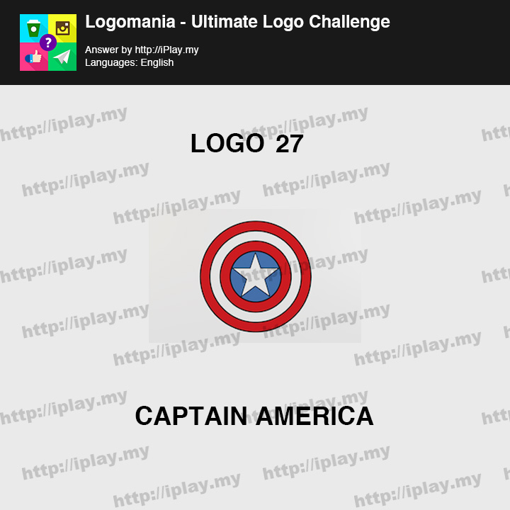 Logomania - Ultimate Logo Challenge Level 27