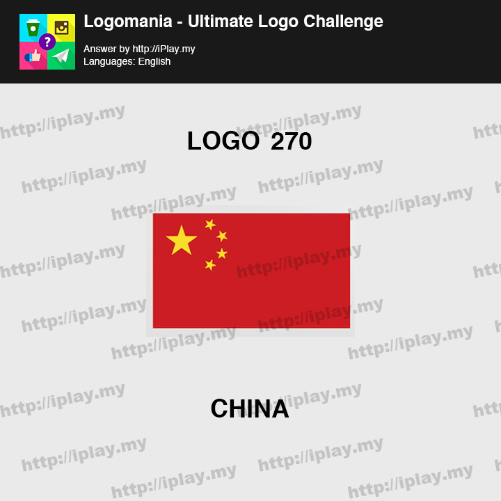 Logomania - Ultimate Logo Challenge Level 270