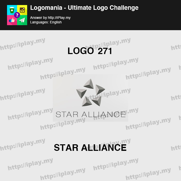 Logomania - Ultimate Logo Challenge Level 271