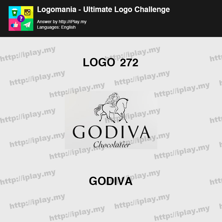 Logomania - Ultimate Logo Challenge Level 272