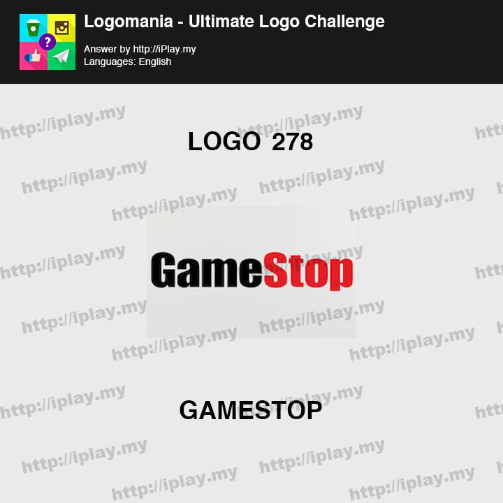 Logomania - Ultimate Logo Challenge Level 278