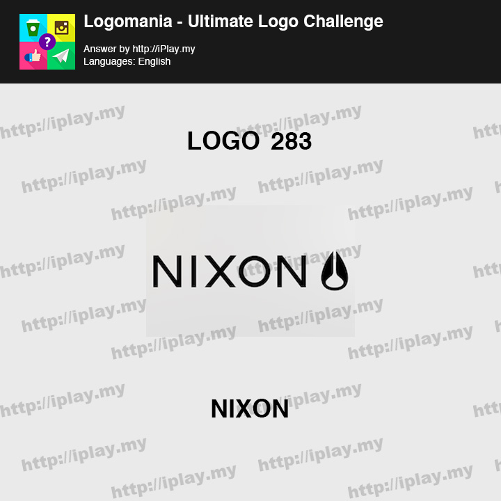 Logomania - Ultimate Logo Challenge Level 283