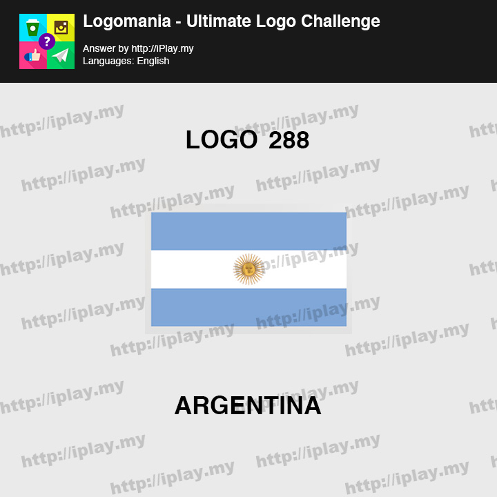 Logomania - Ultimate Logo Challenge Level 288