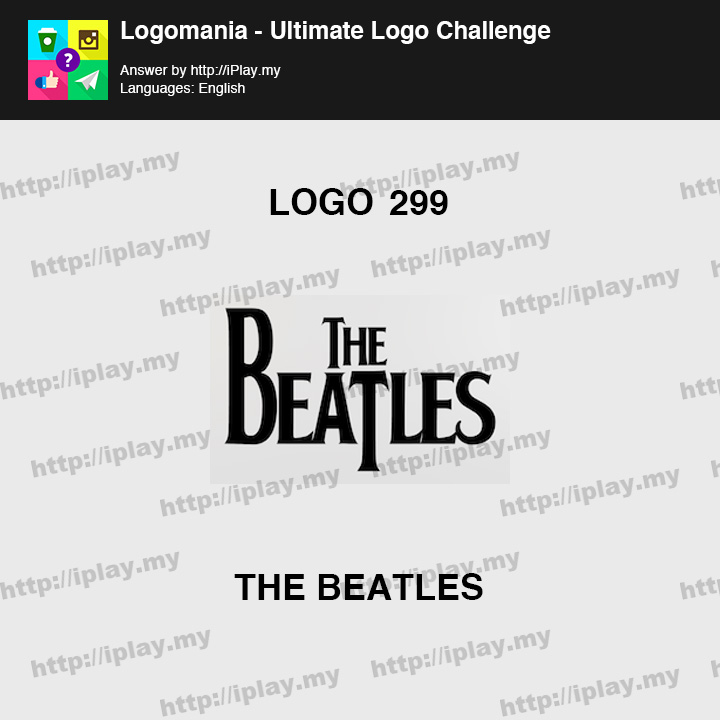 Logomania - Ultimate Logo Challenge Level 299