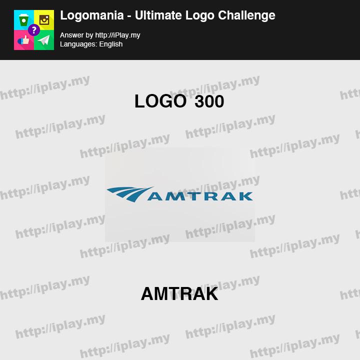 Logomania - Ultimate Logo Challenge Level 300