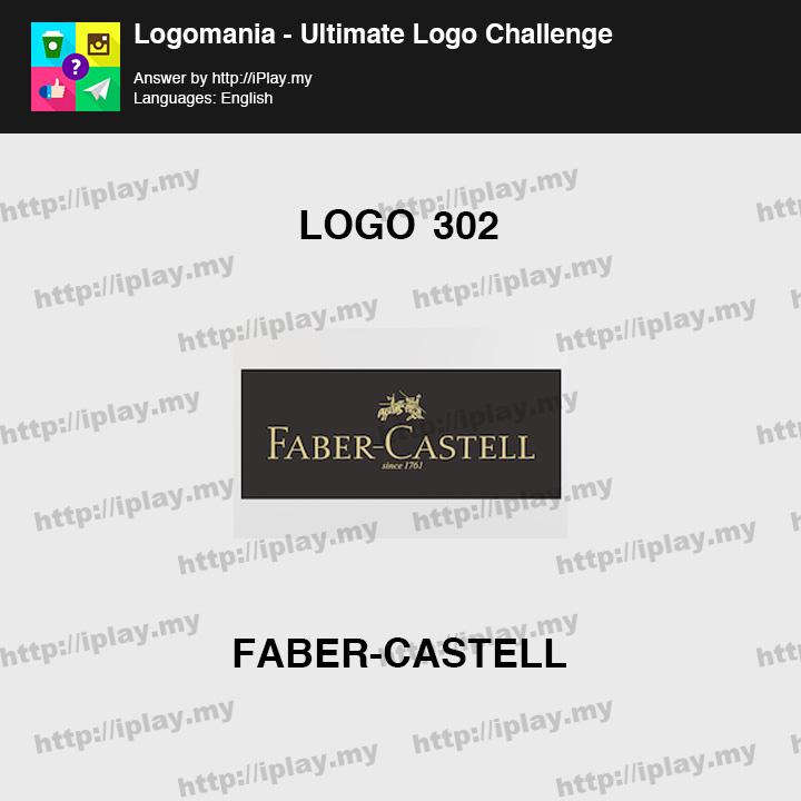 Logomania - Ultimate Logo Challenge Level 302