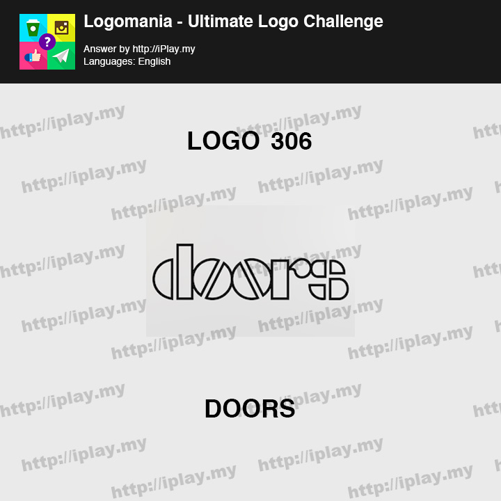 Logomania - Ultimate Logo Challenge Level 306