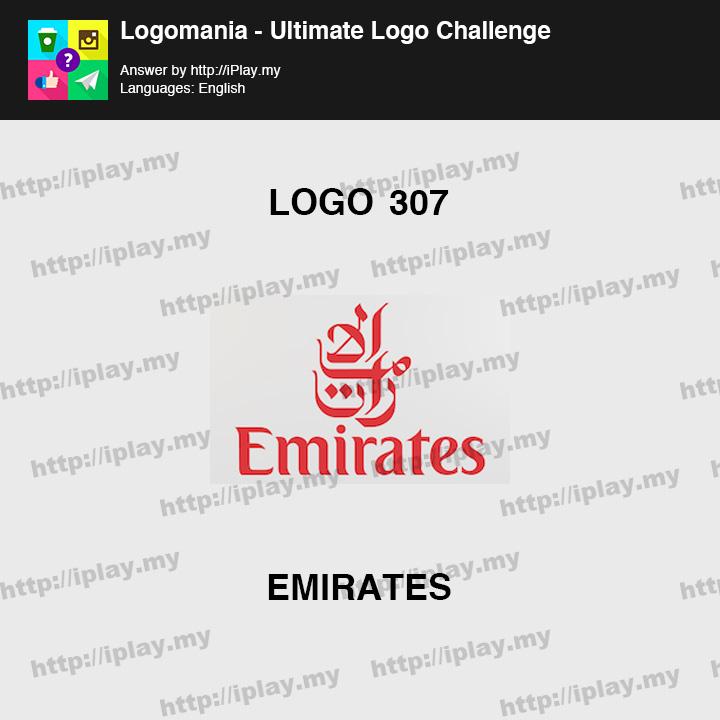 Logomania - Ultimate Logo Challenge Level 307