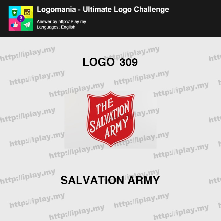 Logomania - Ultimate Logo Challenge Level 309