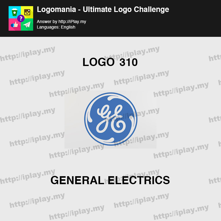 Logomania - Ultimate Logo Challenge Level 310