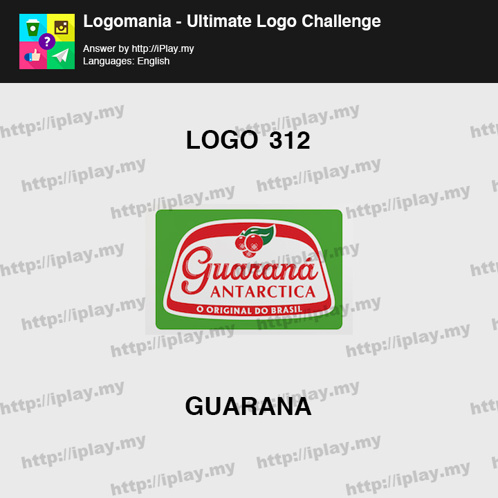 Logomania - Ultimate Logo Challenge Level 312