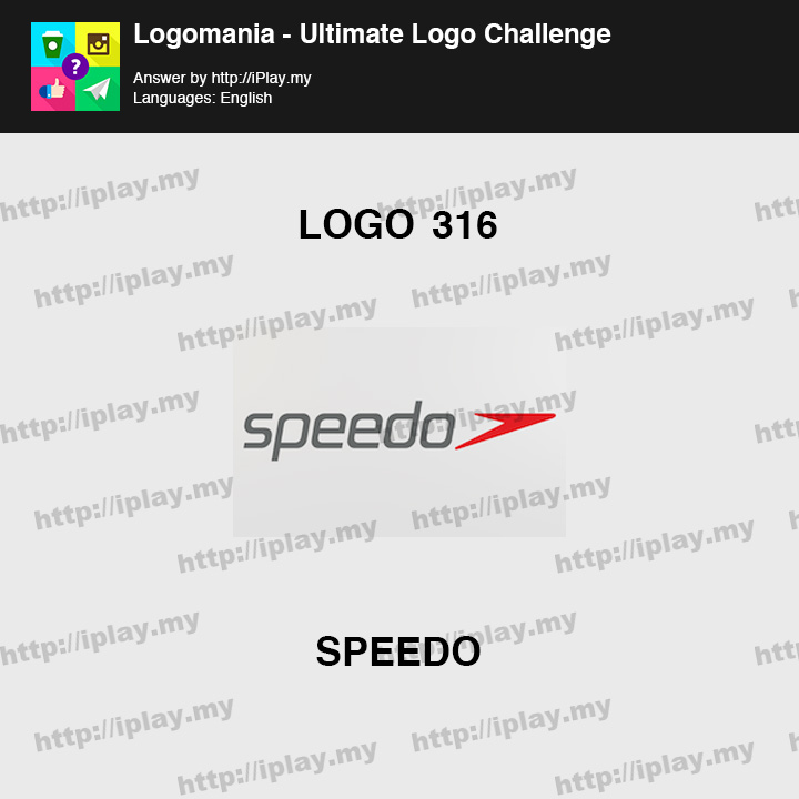 Logomania - Ultimate Logo Challenge Level 316
