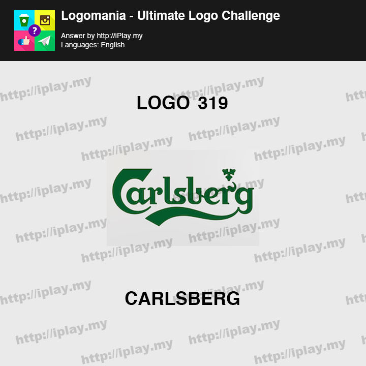 Logomania - Ultimate Logo Challenge Level 319