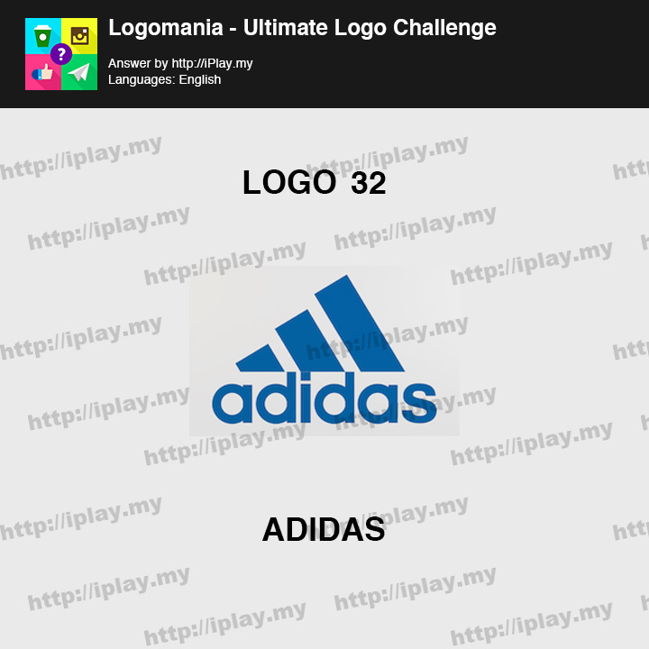 Logomania - Ultimate Logo Challenge Level 32