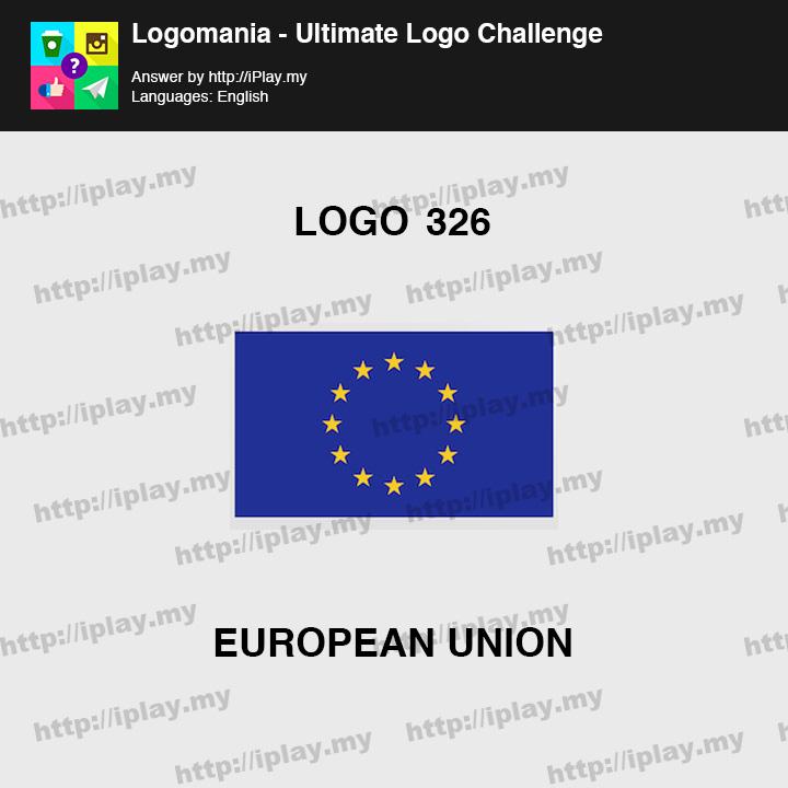 Logomania - Ultimate Logo Challenge Level 326