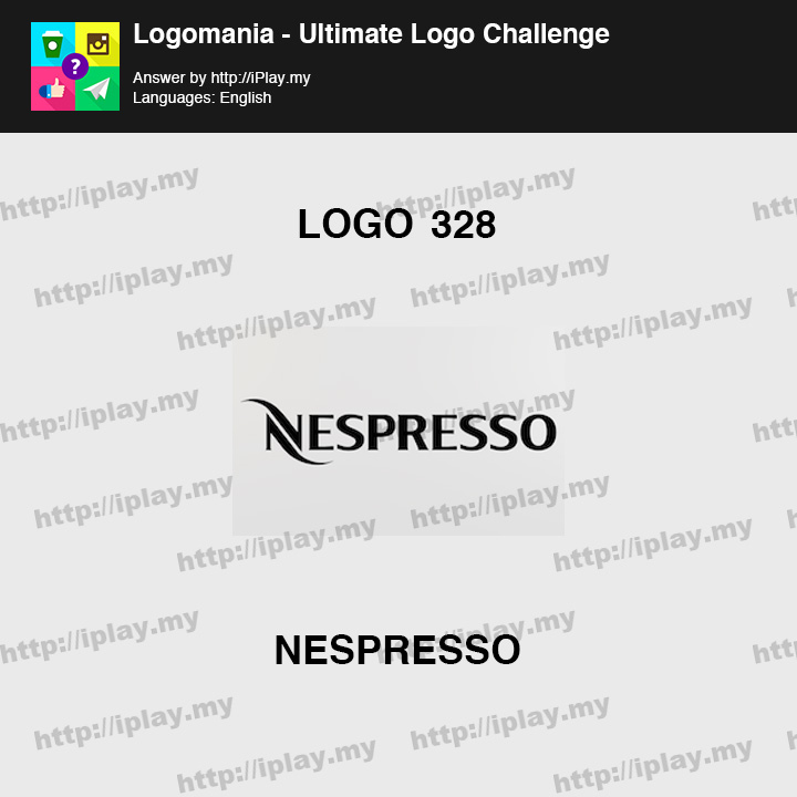 Logomania - Ultimate Logo Challenge Level 328