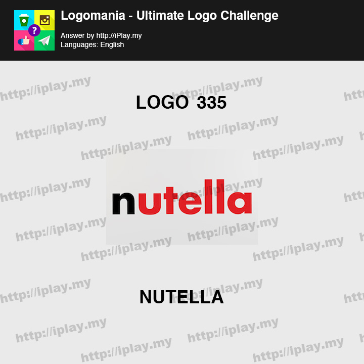 Logomania - Ultimate Logo Challenge Level 335