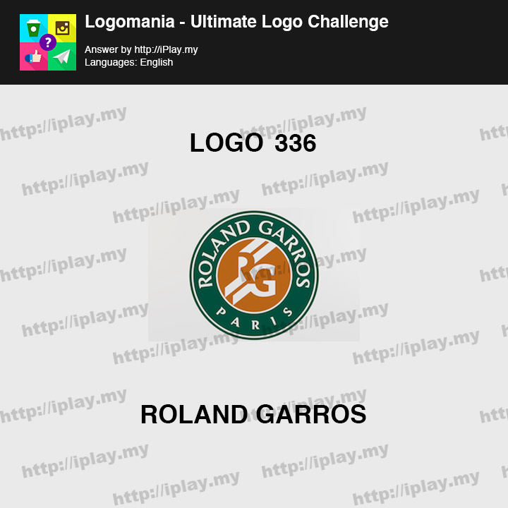 Logomania - Ultimate Logo Challenge Level 336