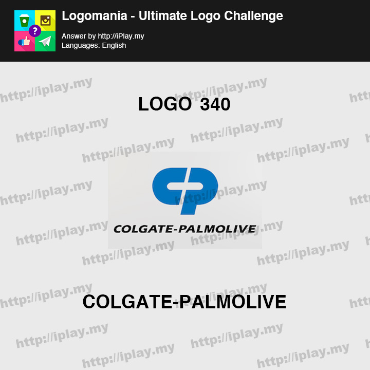 Logomania - Ultimate Logo Challenge Level 340