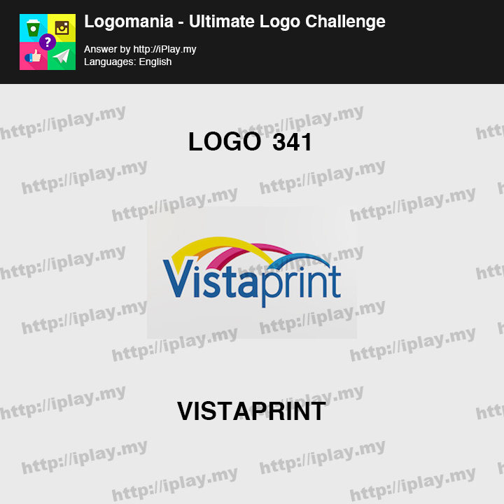 Logomania - Ultimate Logo Challenge Level 341