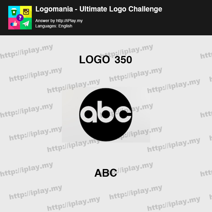 Logomania - Ultimate Logo Challenge Level 350