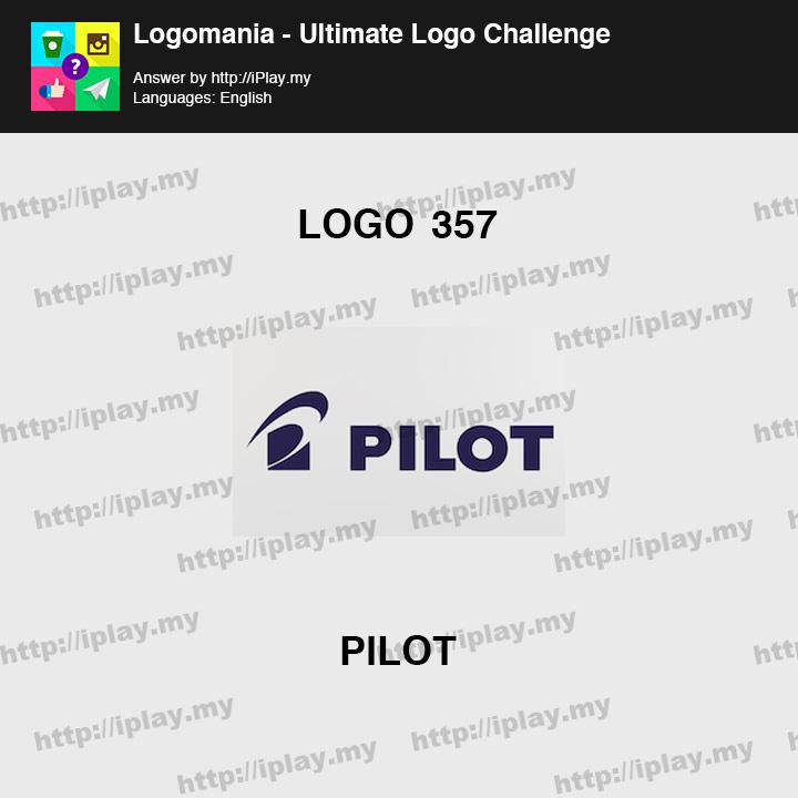 Logomania - Ultimate Logo Challenge Level 357