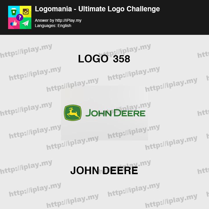 Logomania - Ultimate Logo Challenge Level 358