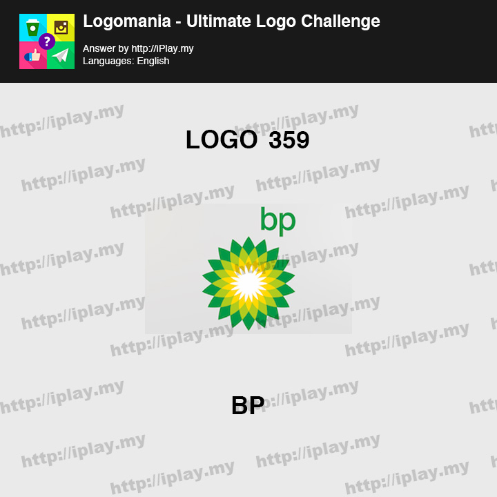 Logomania - Ultimate Logo Challenge Level 359