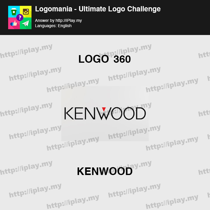 Logomania - Ultimate Logo Challenge Level 360