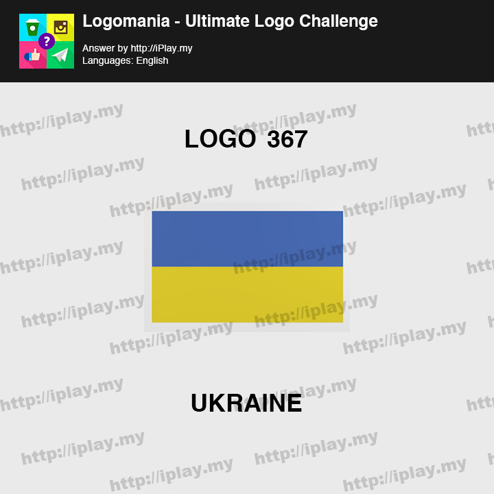 Logomania - Ultimate Logo Challenge Level 367