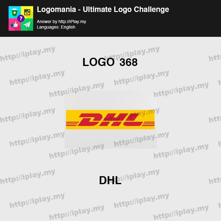 Logomania - Ultimate Logo Challenge Level 368