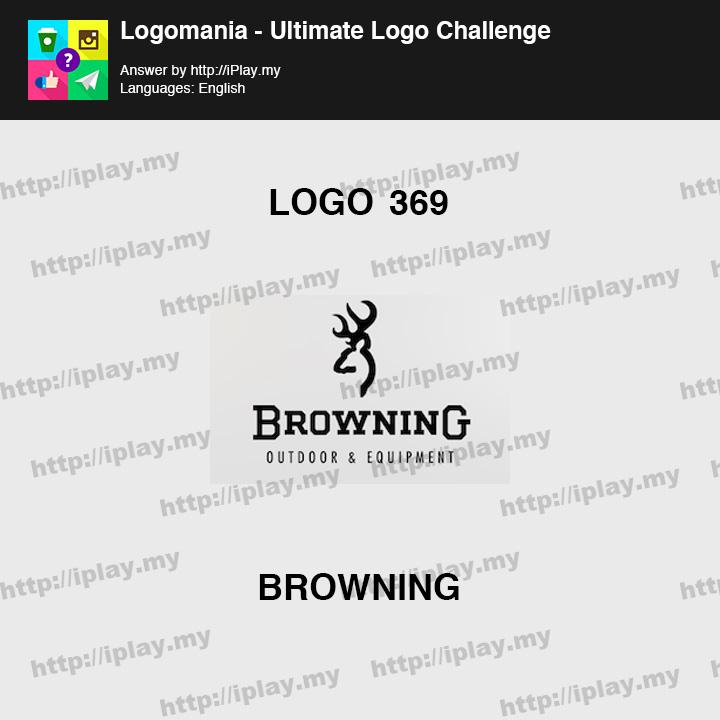 Logomania - Ultimate Logo Challenge Level 369