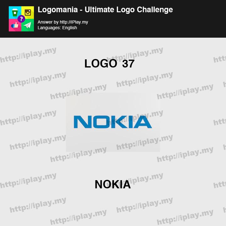 Logomania - Ultimate Logo Challenge Level 37
