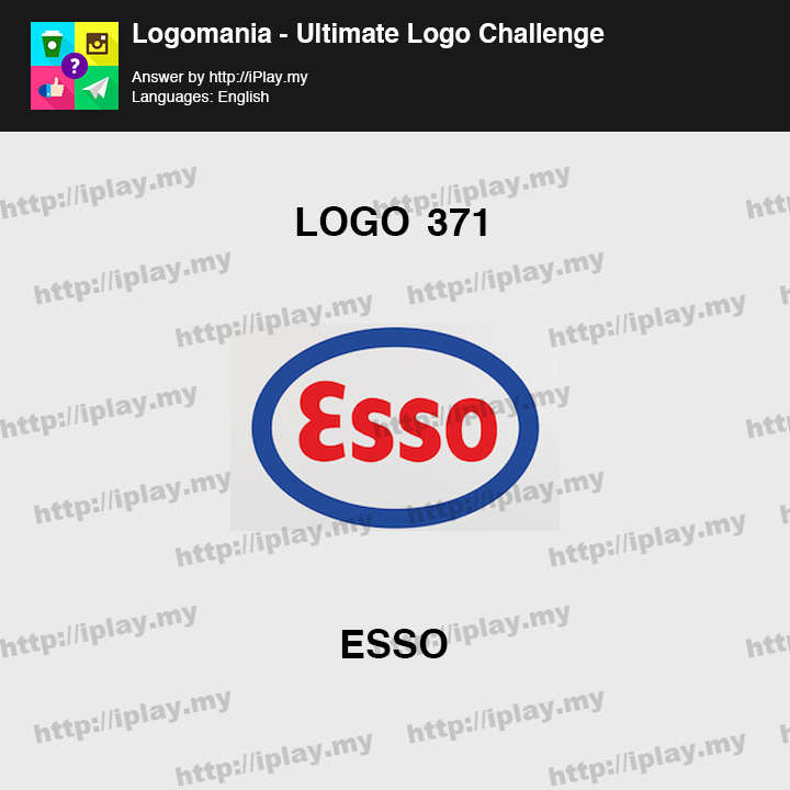 Logomania - Ultimate Logo Challenge Level 371