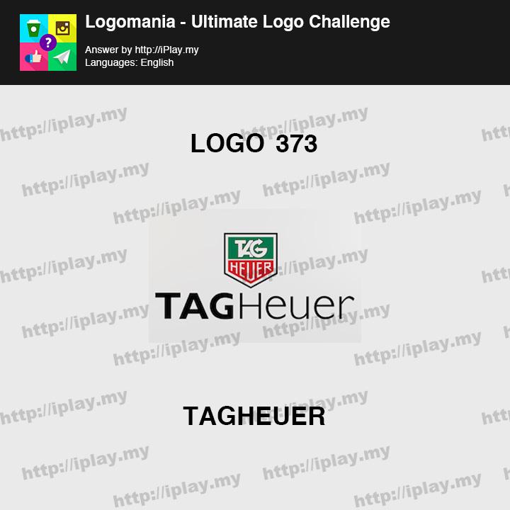 Logomania - Ultimate Logo Challenge Level 373